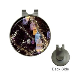 Qingdao Provence Lights Outdoors Hat Clips With Golf Markers