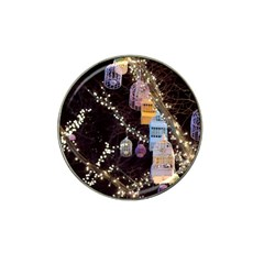 Qingdao Provence Lights Outdoors Hat Clip Ball Marker (4 Pack)