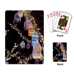 Qingdao Provence Lights Outdoors Playing Card
