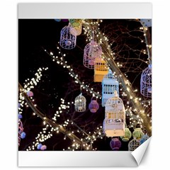Qingdao Provence Lights Outdoors Canvas 16  X 20