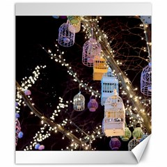 Qingdao Provence Lights Outdoors Canvas 20  X 24