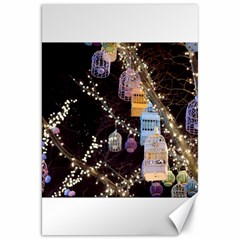 Qingdao Provence Lights Outdoors Canvas 20  X 30