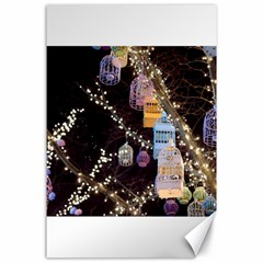 Qingdao Provence Lights Outdoors Canvas 24  X 36