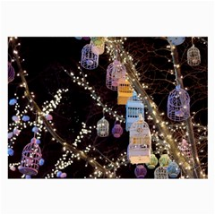 Qingdao Provence Lights Outdoors Large Glasses Cloth