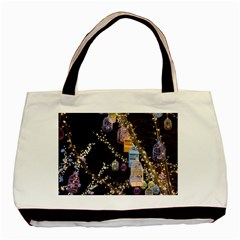 Qingdao Provence Lights Outdoors Basic Tote Bag (two Sides)