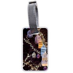 Qingdao Provence Lights Outdoors Luggage Tags (one Side)