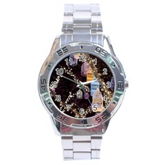 Qingdao Provence Lights Outdoors Stainless Steel Analogue Watch