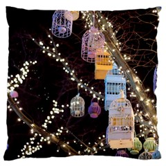 Qingdao Provence Lights Outdoors Large Cushion Case (one Side)