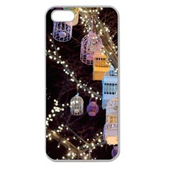 Qingdao Provence Lights Outdoors Apple Seamless Iphone 5 Case (clear)