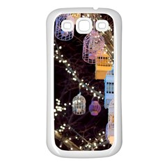 Qingdao Provence Lights Outdoors Samsung Galaxy S3 Back Case (white)