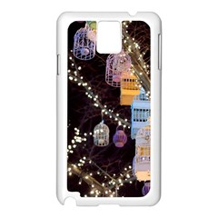 Qingdao Provence Lights Outdoors Samsung Galaxy Note 3 N9005 Case (white)