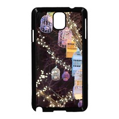 Qingdao Provence Lights Outdoors Samsung Galaxy Note 3 Neo Hardshell Case (black)