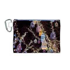Qingdao Provence Lights Outdoors Canvas Cosmetic Bag (m)