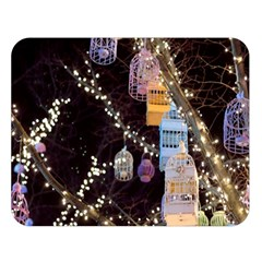 Qingdao Provence Lights Outdoors Double Sided Flano Blanket (large)