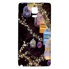 Qingdao Provence Lights Outdoors Galaxy Note 4 Back Case