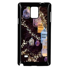 Qingdao Provence Lights Outdoors Samsung Galaxy Note 4 Case (black)