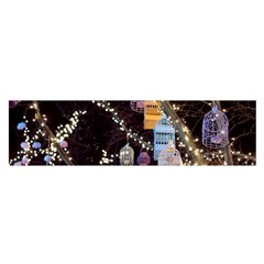 Qingdao Provence Lights Outdoors Satin Scarf (oblong)