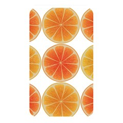 Orange Discs Orange Slices Fruit Memory Card Reader