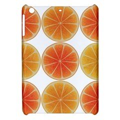 Orange Discs Orange Slices Fruit Apple Ipad Mini Hardshell Case