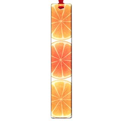 Orange Discs Orange Slices Fruit Large Book Marks