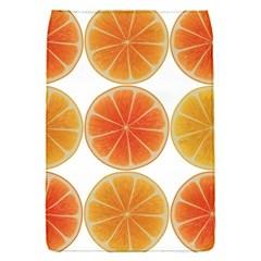 Orange Discs Orange Slices Fruit Flap Covers (s)