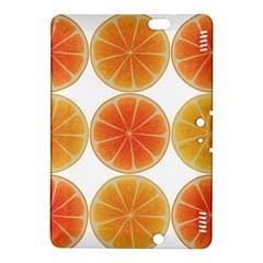 Orange Discs Orange Slices Fruit Kindle Fire Hdx 8 9  Hardshell Case