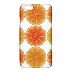 Orange Discs Orange Slices Fruit iPhone 6/6S TPU Case