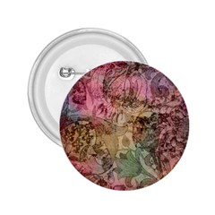 Texture Background Spring Colorful 2.25  Buttons