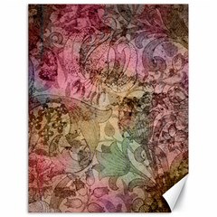 Texture Background Spring Colorful Canvas 18  X 24