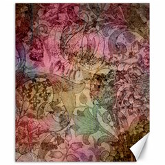 Texture Background Spring Colorful Canvas 20  x 24