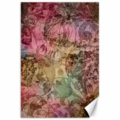 Texture Background Spring Colorful Canvas 20  X 30