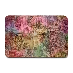 Texture Background Spring Colorful Plate Mats