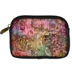 Texture Background Spring Colorful Digital Camera Cases Front