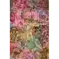 Texture Background Spring Colorful 5.5  x 8.5  Notebooks