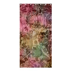 Texture Background Spring Colorful Shower Curtain 36  X 72  (stall)