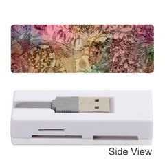 Texture Background Spring Colorful Memory Card Reader (stick)