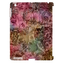 Texture Background Spring Colorful Apple Ipad 3/4 Hardshell Case (compatible With Smart Cover)