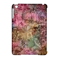 Texture Background Spring Colorful Apple Ipad Mini Hardshell Case (compatible With Smart Cover)