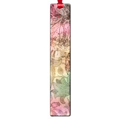 Texture Background Spring Colorful Large Book Marks