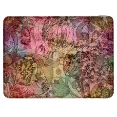 Texture Background Spring Colorful Samsung Galaxy Tab 7  P1000 Flip Case