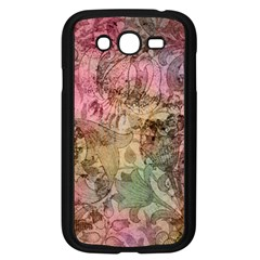 Texture Background Spring Colorful Samsung Galaxy Grand Duos I9082 Case (black)