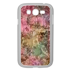 Texture Background Spring Colorful Samsung Galaxy Grand Duos I9082 Case (white)