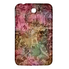 Texture Background Spring Colorful Samsung Galaxy Tab 3 (7 ) P3200 Hardshell Case