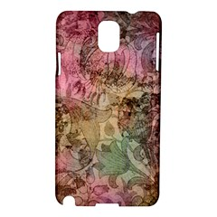 Texture Background Spring Colorful Samsung Galaxy Note 3 N9005 Hardshell Case