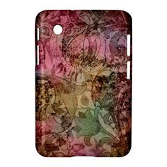 Texture Background Spring Colorful Samsung Galaxy Tab 2 (7 ) P3100 Hardshell Case
