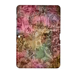 Texture Background Spring Colorful Samsung Galaxy Tab 2 (10 1 ) P5100 Hardshell Case