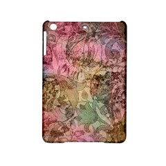 Texture Background Spring Colorful Ipad Mini 2 Hardshell Cases