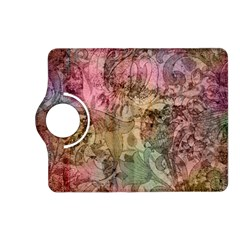 Texture Background Spring Colorful Kindle Fire Hd (2013) Flip 360 Case