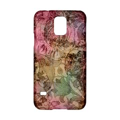 Texture Background Spring Colorful Samsung Galaxy S5 Hardshell Case