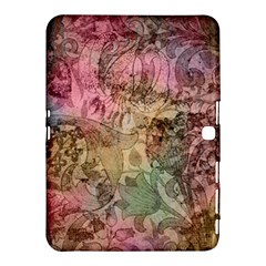 Texture Background Spring Colorful Samsung Galaxy Tab 4 (10 1 ) Hardshell Case